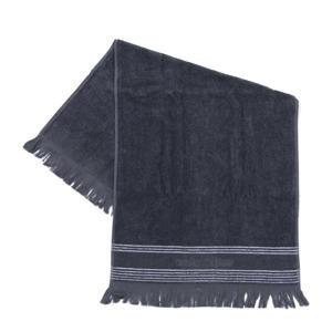 handdoek (per stuk) (100 x 50 cm) Antraciet