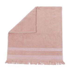 handdoek (per stuk) (140 x 70 cm) Roze