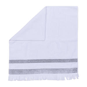 handdoek (per stuk) (140 x 70 cm) Wit