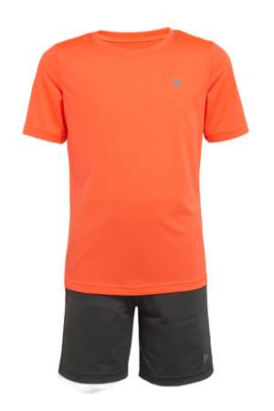 sportset Cham oranje/antraciet