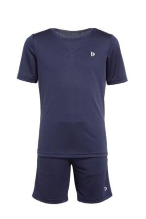 sportset Cham donkerblauw