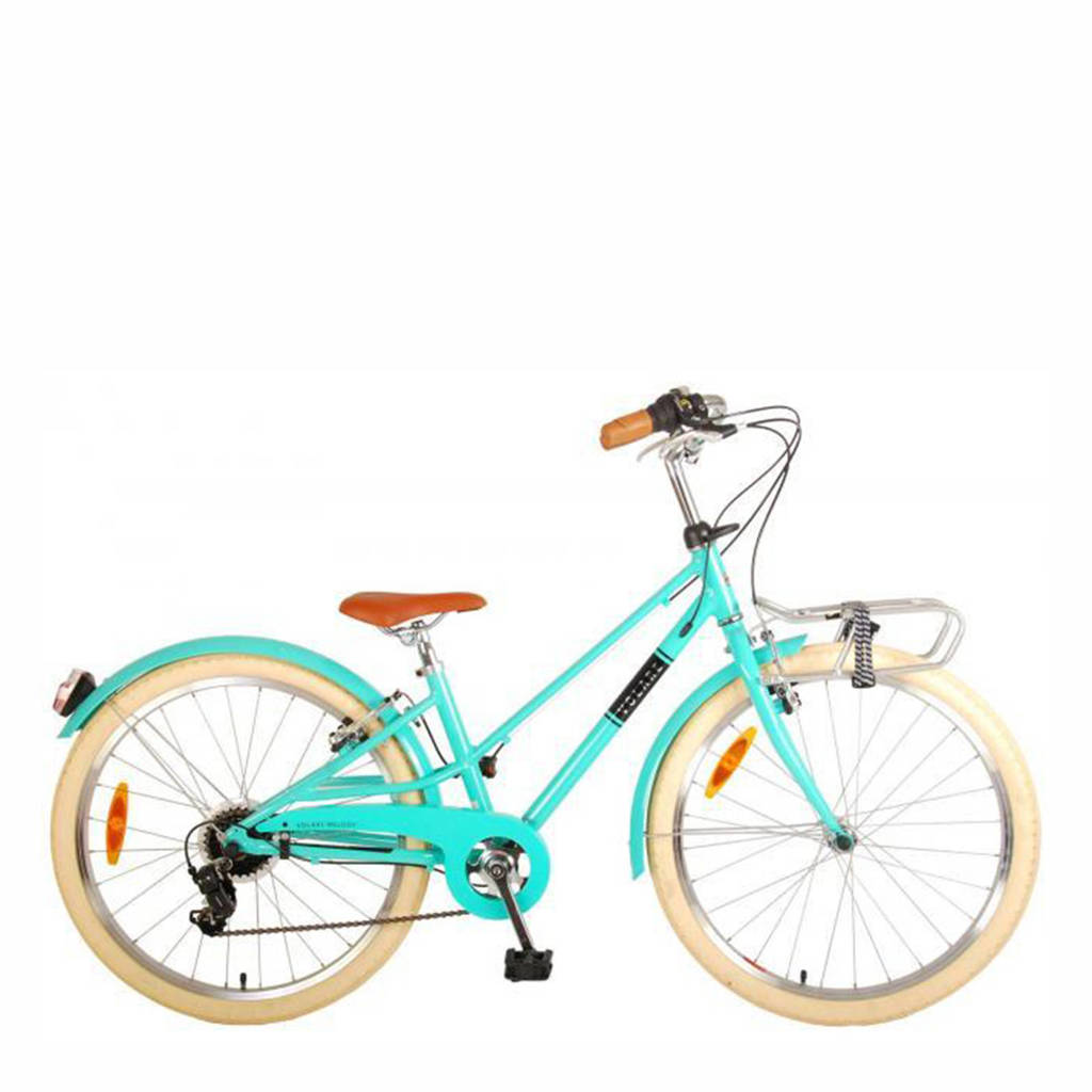Volare Melody kinderfiets Melody 24 inch, Turquoise