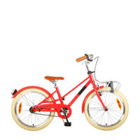 Volare Melody kinderfiets 20 inch Pastel Rood