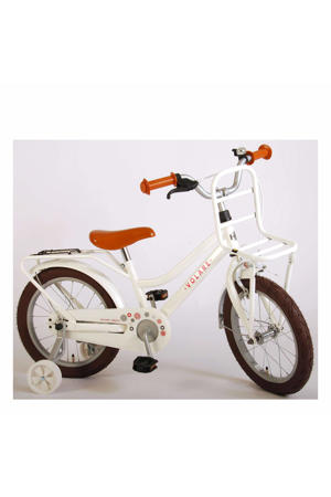 Liberty Girl kinderfiets 16 inch Wit