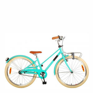 Melody kinderfiets 24 inch Turquoise kinderfiets Melody 24 inch