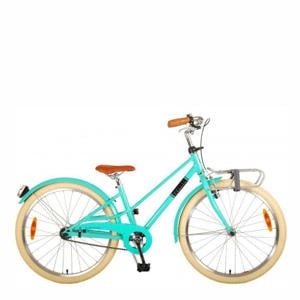 Melody kinderfiets 24 inch Turquoise