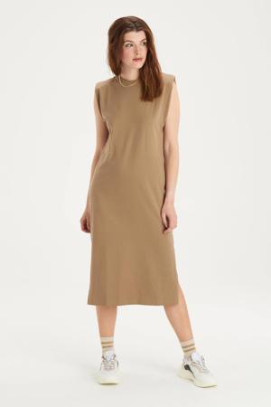 jurk Frankie lichtbruin