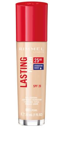 Rimmel London Lasting Finish Foundation - 001 Pearl