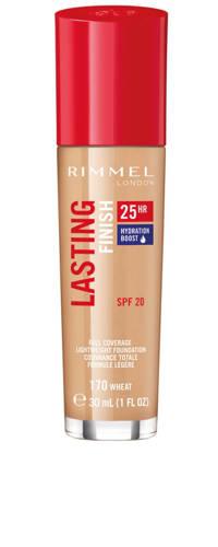 Rimmel London Lasting Finish Foundation - 170 Wheat