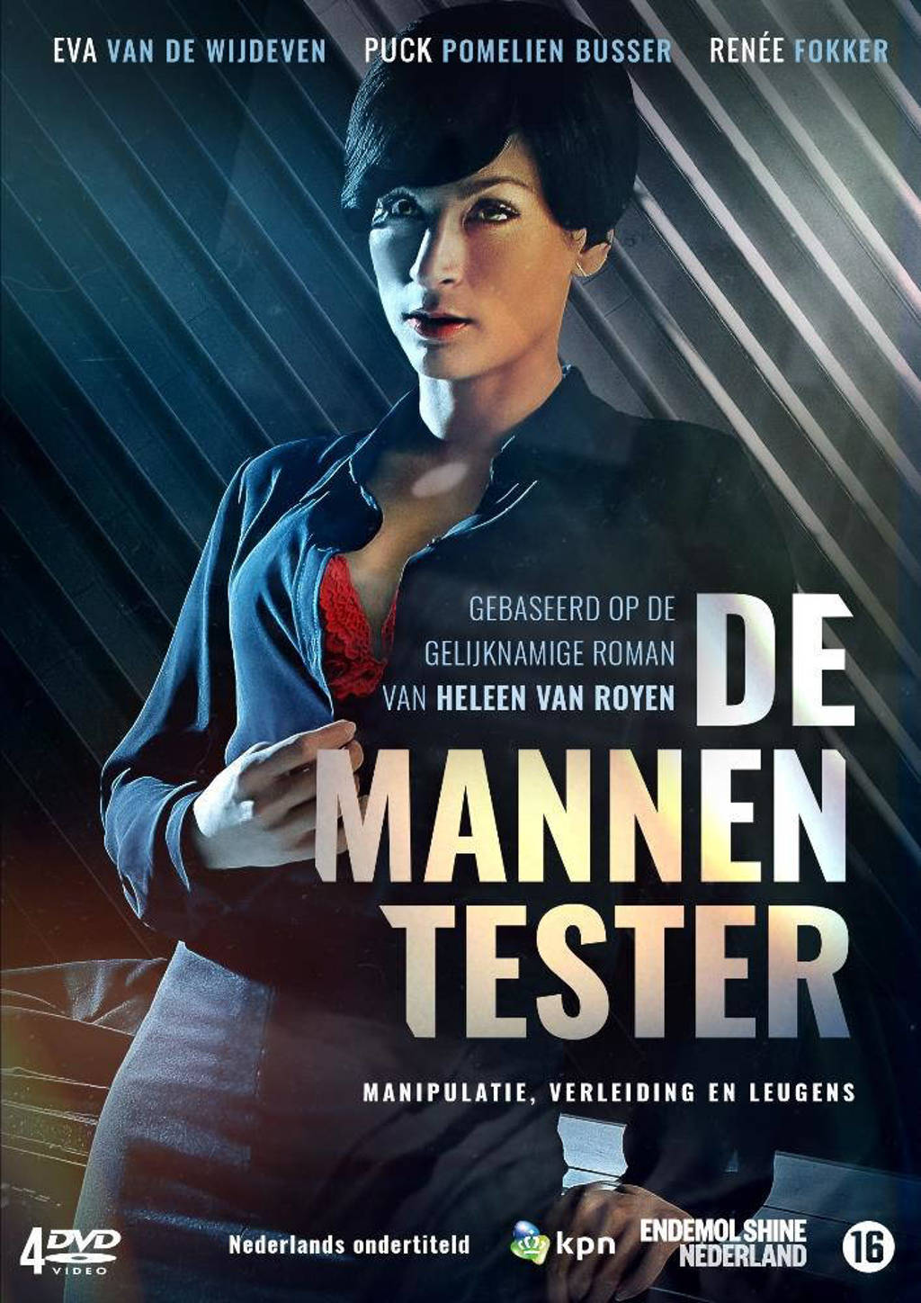 Mannentester (DVD)