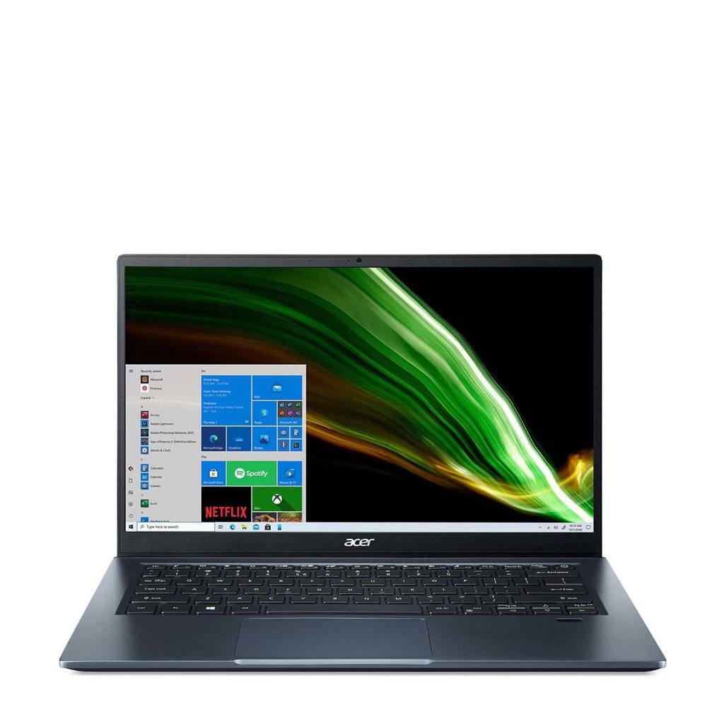 Acer Swift 3 SF314-511-56TT laptop, Blauw
