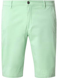 Charles Colby loose fit chino short Baron Aiden Plus Size mintgroen, Mintgroen