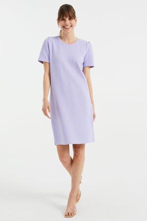 jurk soft lila