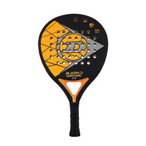 padel racket Rapid Control 2.0 zwart/oranje