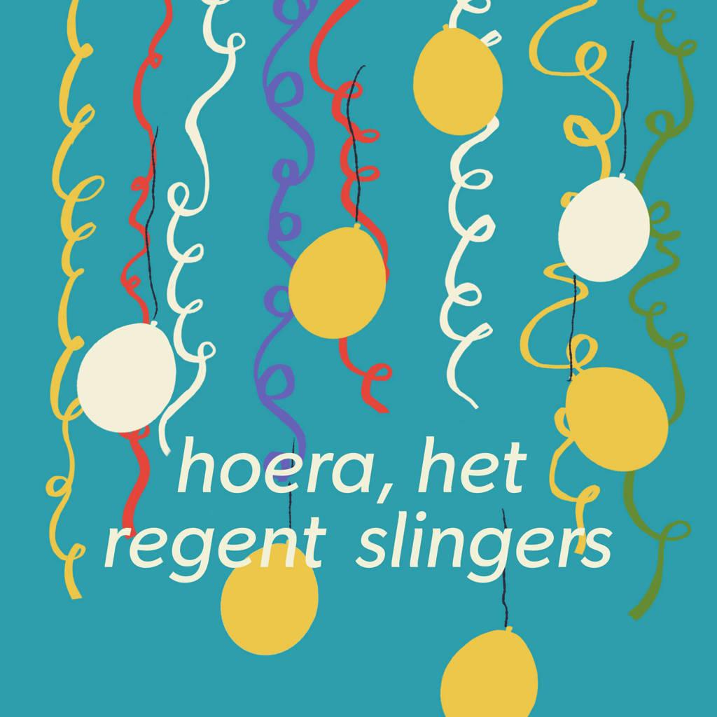wehkamp Digitale Cadeaukaart Gefeliciteerd Slingers 10 euro