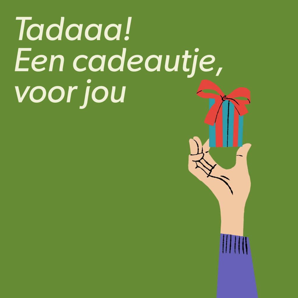 wehkamp Digitale Cadeaukaart Gefeliciteerd Cadeau 25 euro