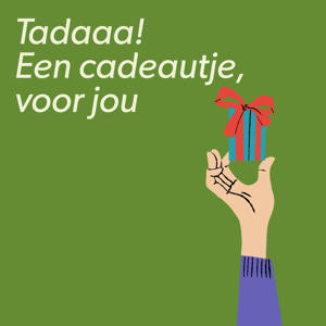 Digitale Cadeaukaart Gefeliciteerd Cadeau 100 euro
