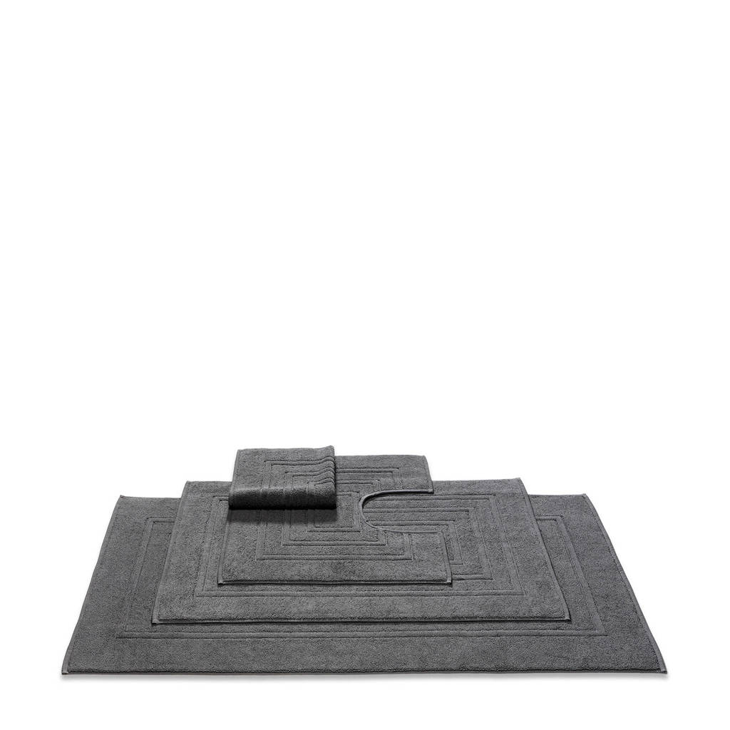 Vandyck badmat (per stuk) (100x62 cm), Grijs