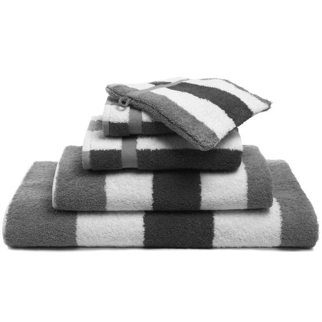 Vandyck badhanddoek  (per stuk) (195x90 cm), Grijs