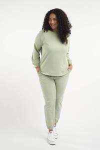 MS Mode sweater mintgroen, Mintgroen