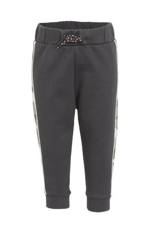 joggingbroek + sweater Nijntje grijs/wit