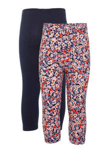 s.Oliver legging - set van 2 multi color, Multi