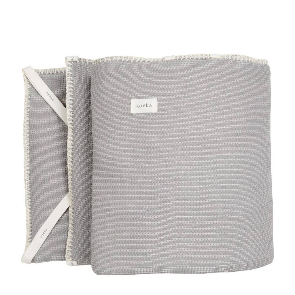 Koeka Cairo boxbumper steel grey