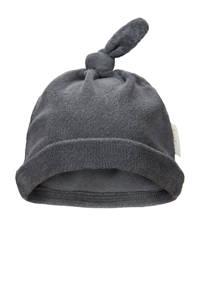 Koeka muts Royan dark grey, Dark grey