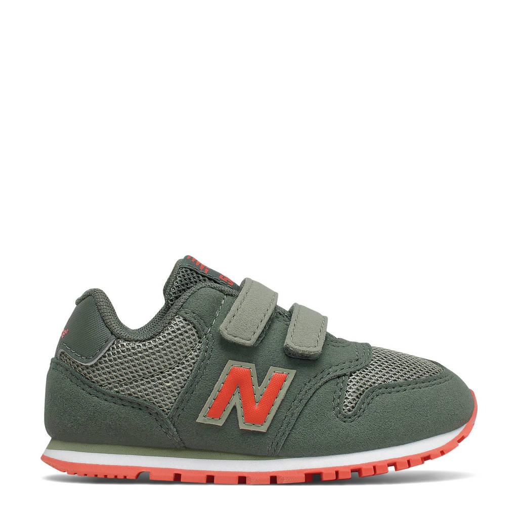 New Balance 500  sneakers groen/rood, Groen/rood