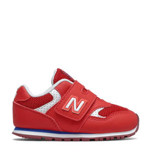 393  sneakers rood/wit/blauw