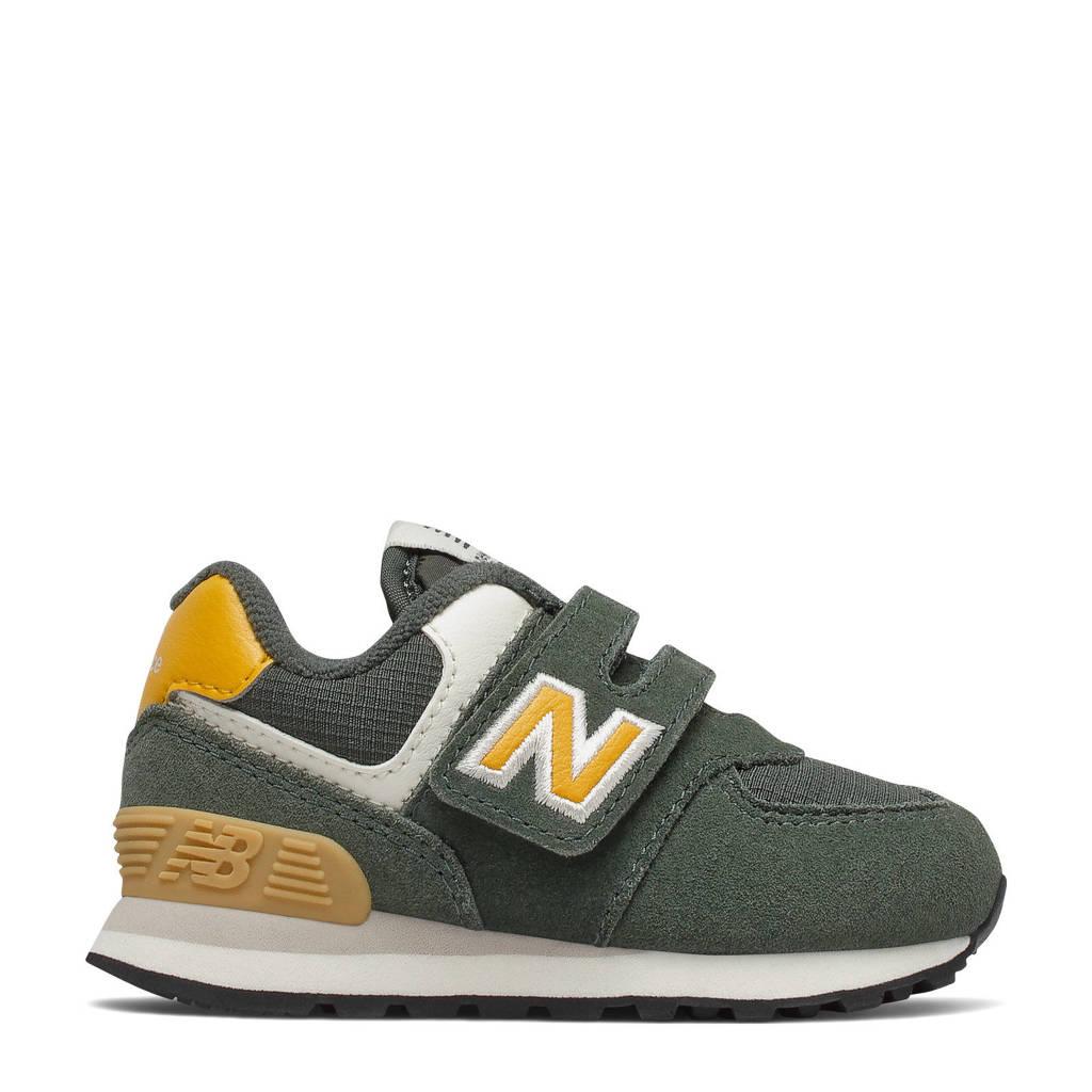New Balance 574  sneakers groen, Groen