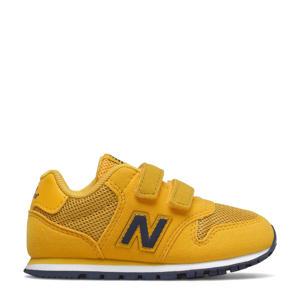 500  sneakers geel