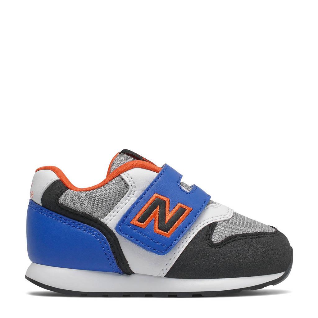 New Balance 996  sneakers blauw/grijs/oranje, Blauw/grijs/oranje