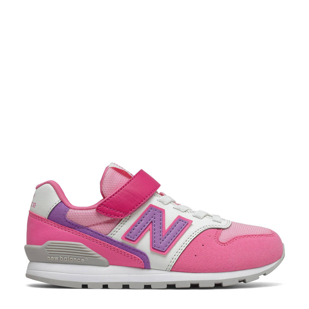 New Balance 996  sneakers roze/wit/paars, Roze/wit/paars
