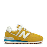 New Balance 574  574 sneakers geel/wit, Geel/wit