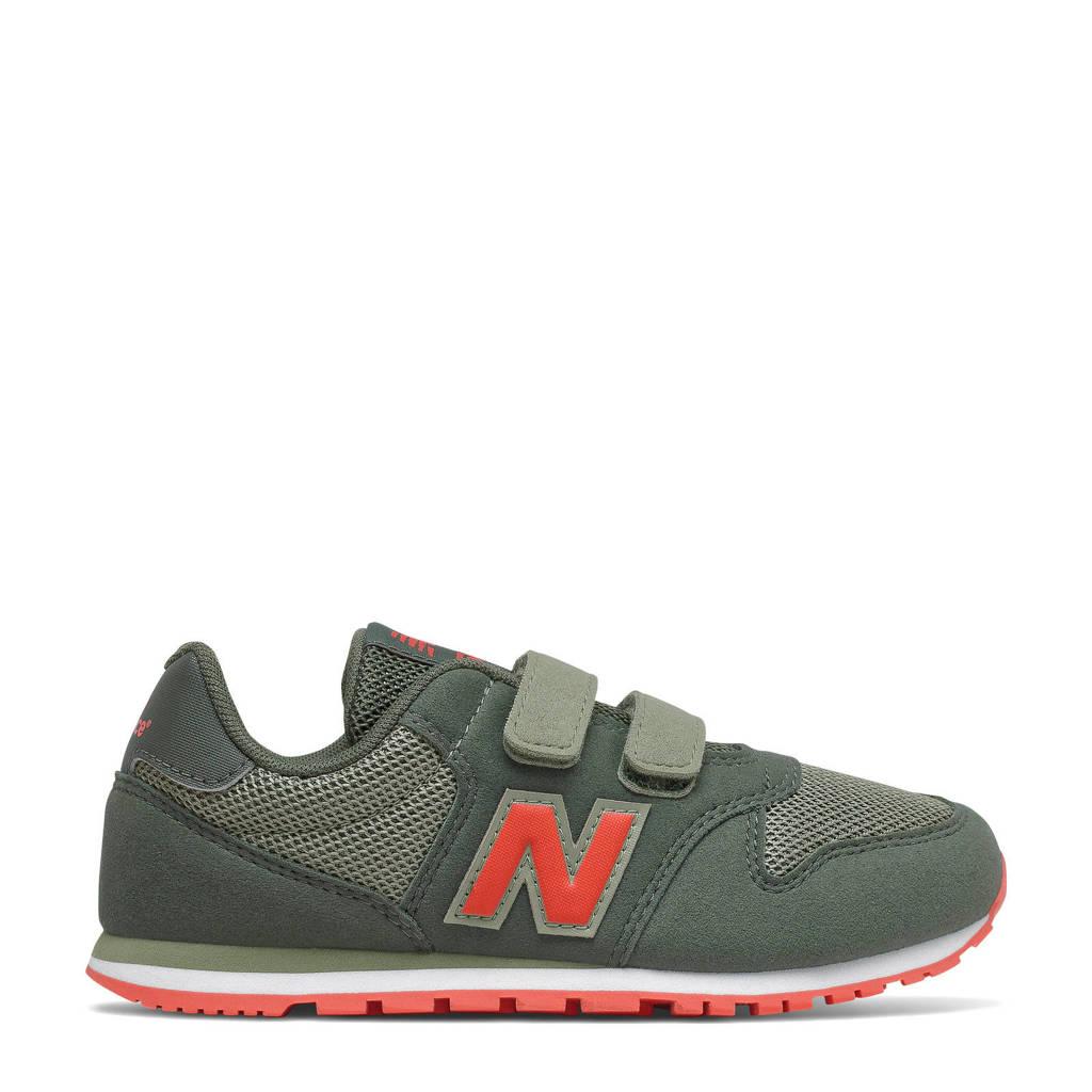 New Balance 500  sneakers groen/oranje, Groen/oranje