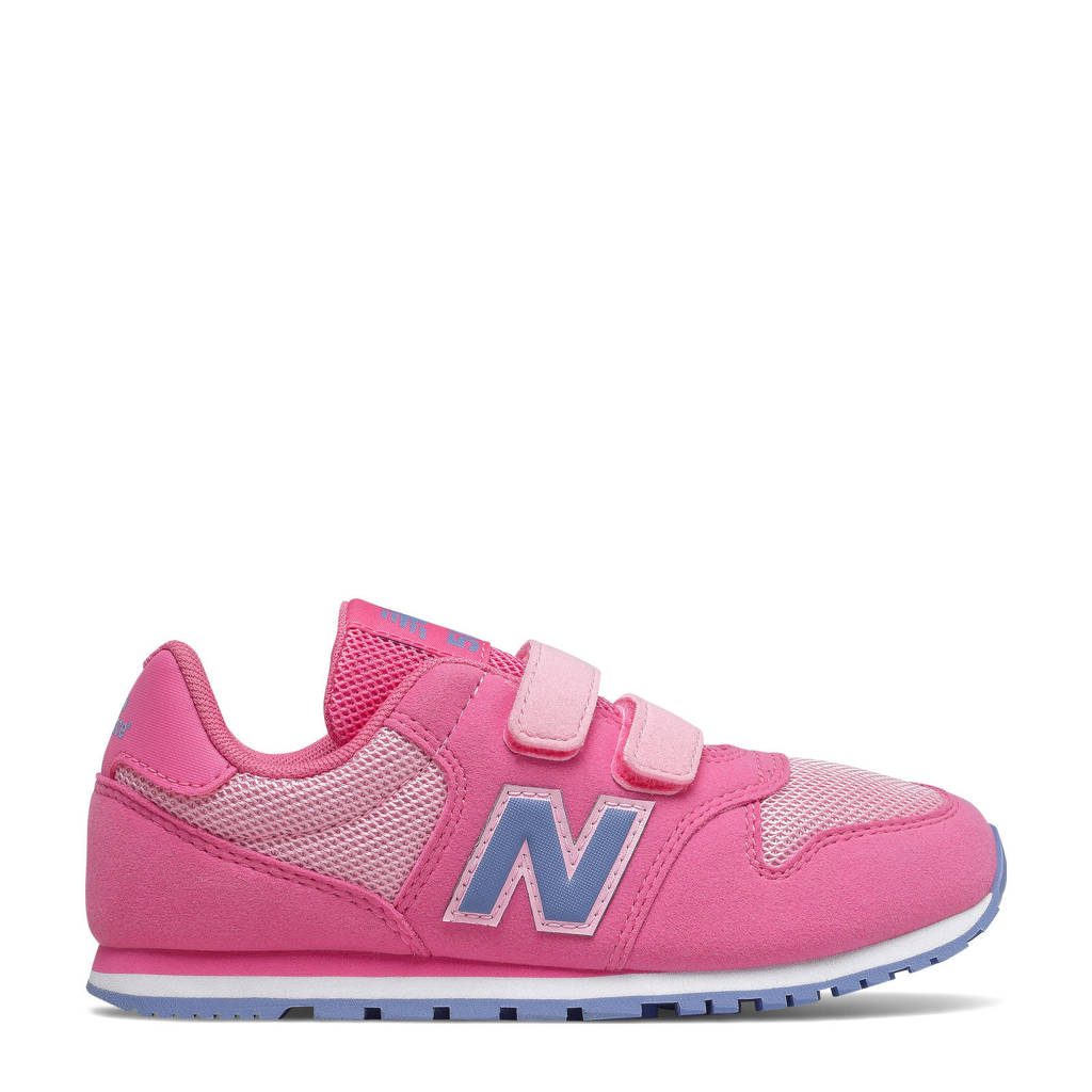 New Balance 500  sneakers roze/paars, Roze/paars