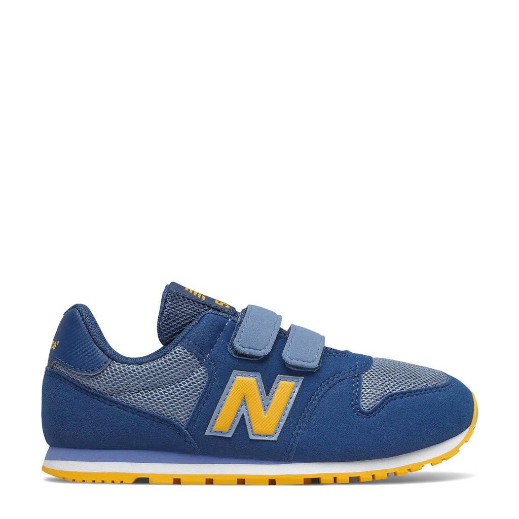 New Balance 500  sneakers blauw/geel, Blauw/geel