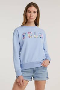 POLO Ralph Lauren trui met logo lichtblauw, Lichtblauw