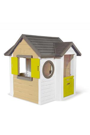 speelhuis My new playhouse