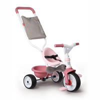 Smoby  driewieler Be Move Comfort Roze