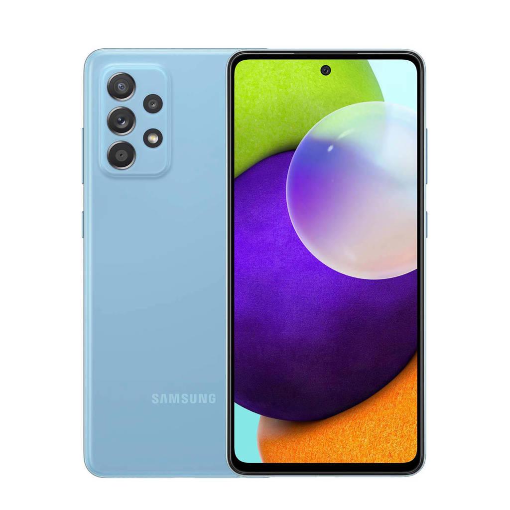 Samsung Galaxy A52 4G 128GB (Blauw)