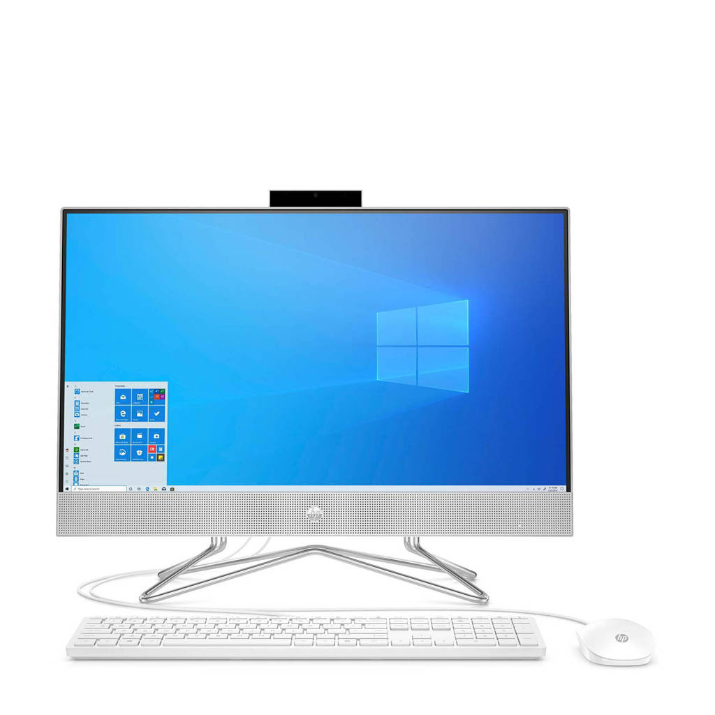 HP 24-DP1444ND all-in-one computer, Zilver