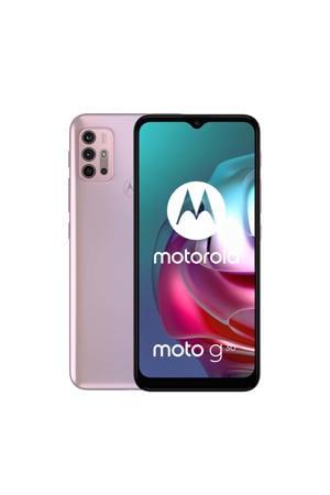 Moto G30 smartphone (roze)