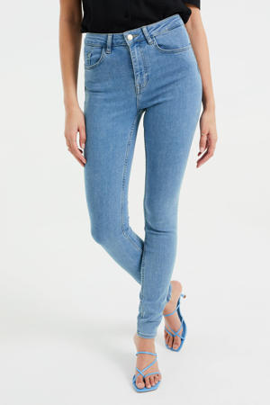 skinny jeans fresh blue denim