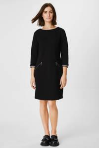C&A Canda jurk zwart, Zwart