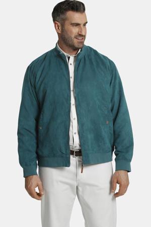 jack zomer SIR BAXTER Plus Size groen