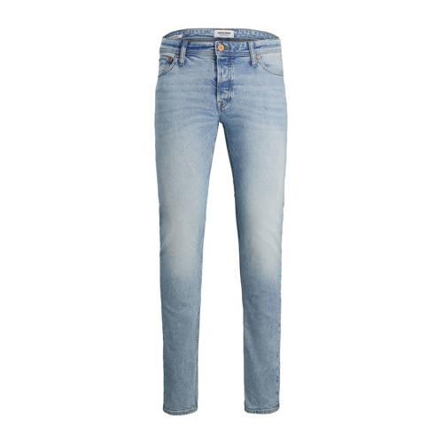 JACK & JONES JEANS INTELLIGENCE slim fit jeans Glenn blue denim