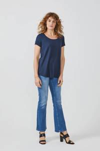 Didi T-shirt loose fit donkerblauw, Donkerblauw