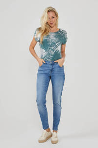 Didi slim fit jeans light denim, Light denim